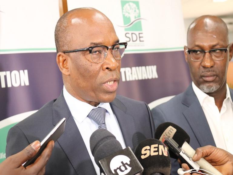 Après 23 ans de vie professionnelle, Abdoul Ball, DG de la SDE prend sa retraite