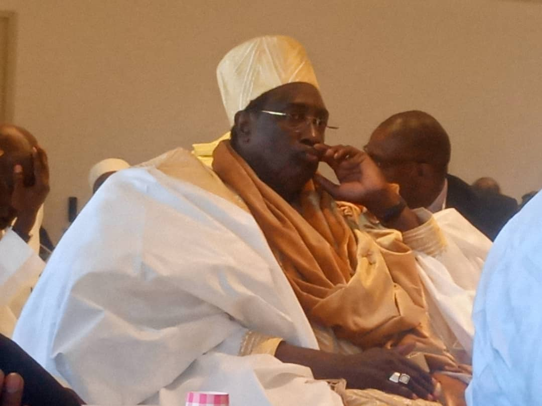 Première réunion Comité pilotage Dialogue national: le Grand Serigne Pape Ibrahima Diagne recadre tous les politiciens