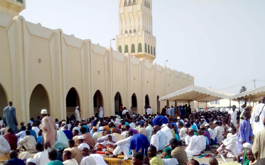 Mosquée Omarienne de Dakar: Macky prend en charge la reconstruction entière