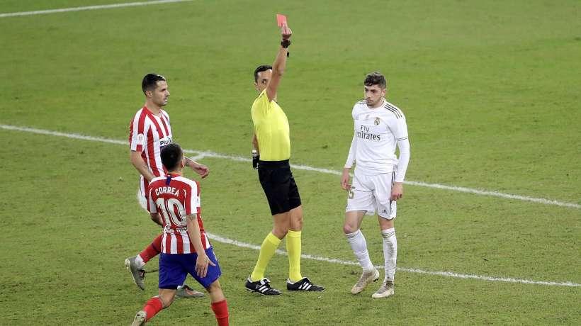 Real Madrid : la sanction de Fede Valverde est connue