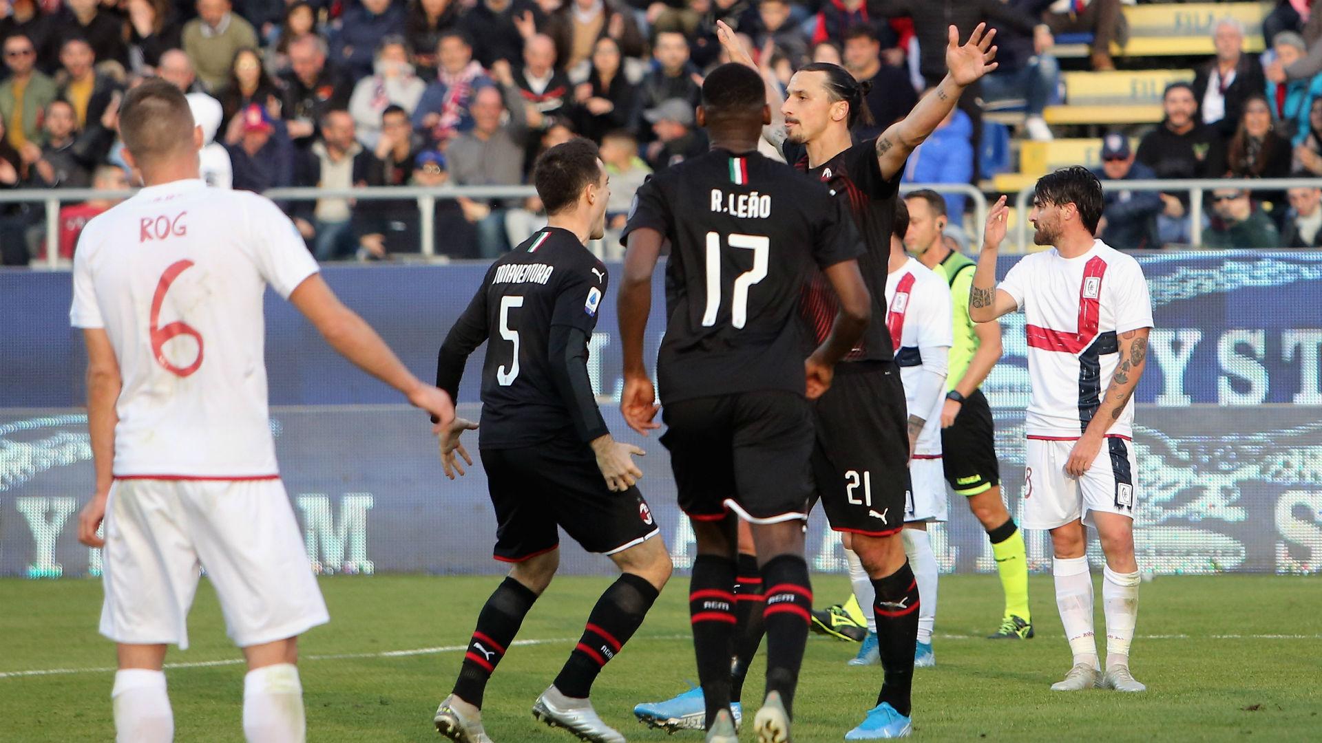 AC Milan : Filippo Inzaghi se réjouit du retour d'Ibrahimovic