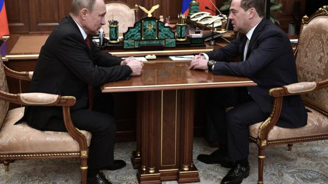 URGENT- Dmitri Medvedev annonce la démission du gouvernement russe