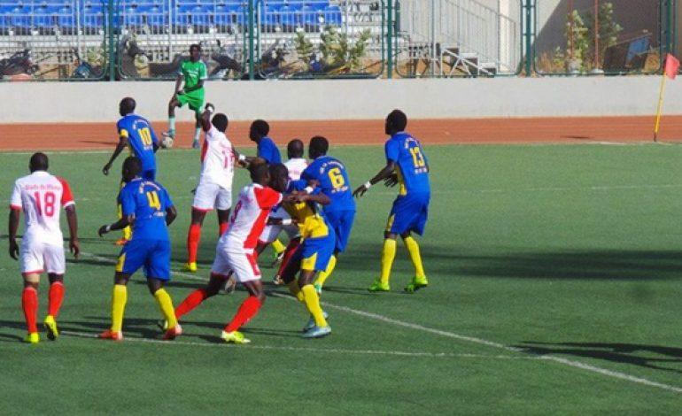 Ligue 1 sénégalaise:  Voici le calendrier de la sixième journée