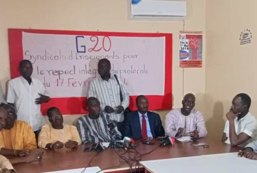 La Confédération des syndicats autonomes du Sénégal soutient le G7 et le G20