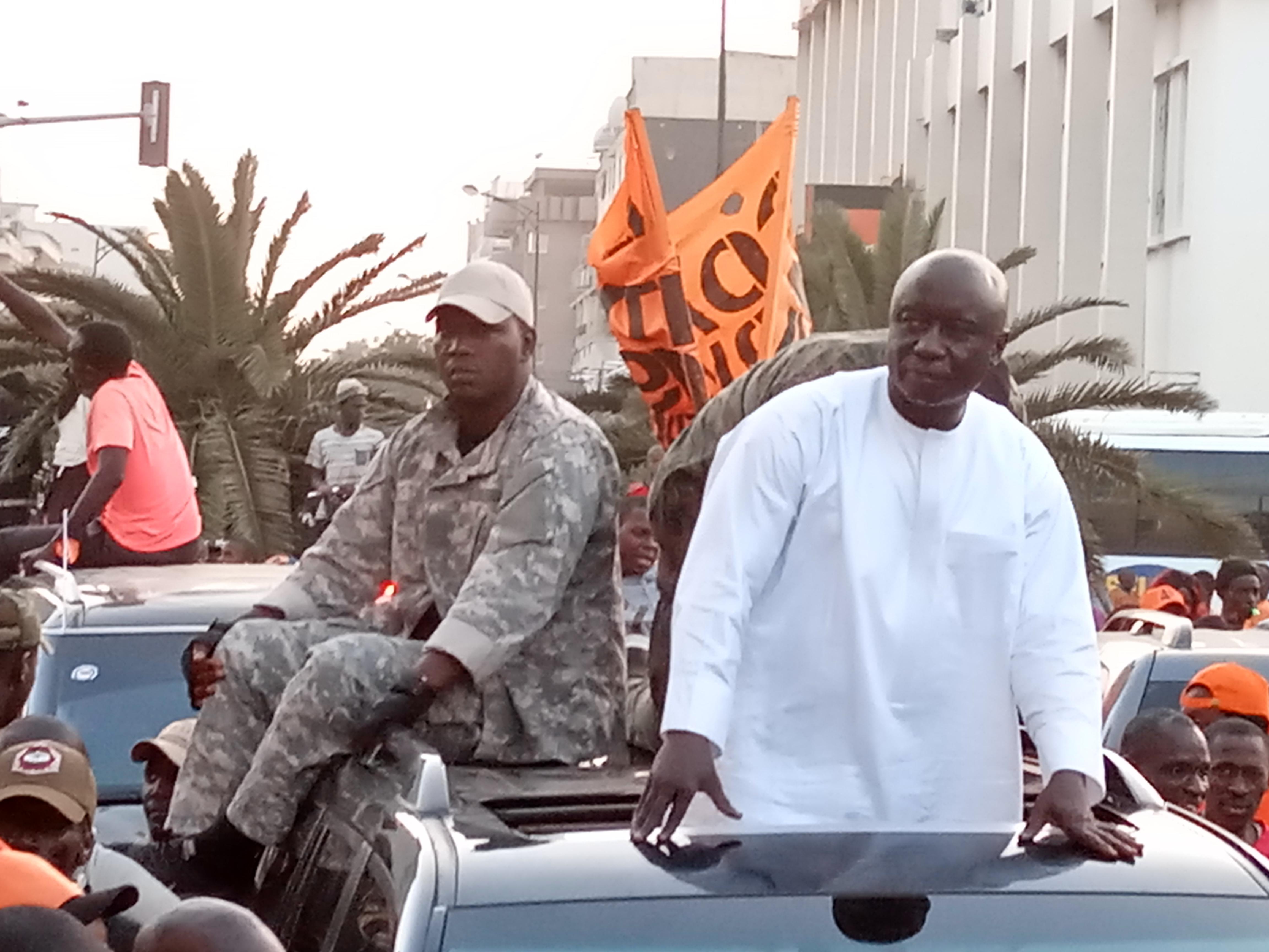 Le silence de Idrisssa Seck indispose le Dr Babacar Diop
