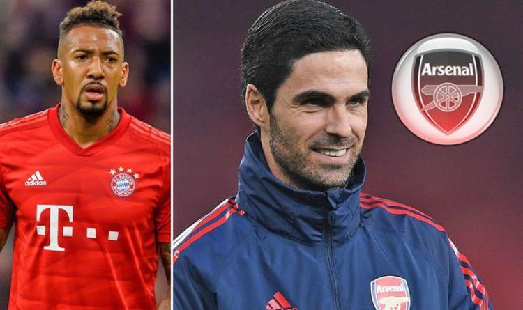 #Mercato - Arsenal pousse pour se faire prêter Jerome Boateng