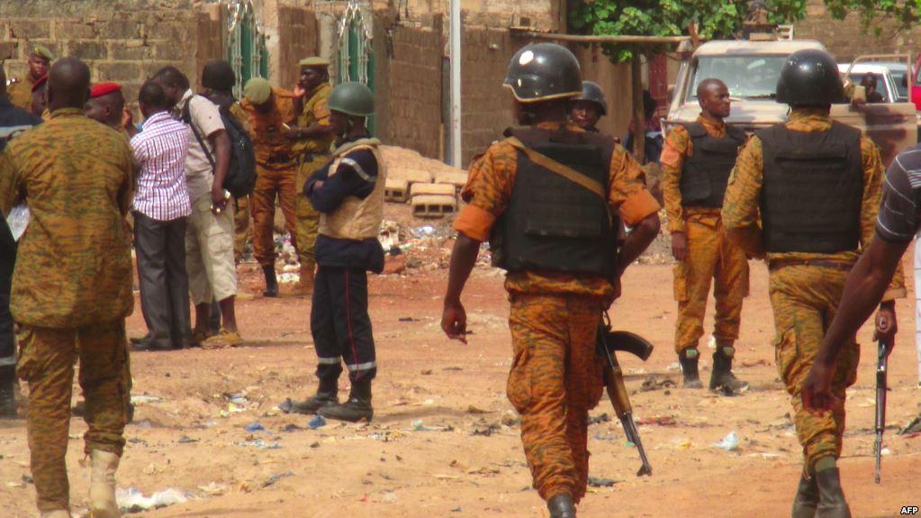 Le massacre terroriste continue Burkina: 36 civils tués dans une attaque dans le Nord
