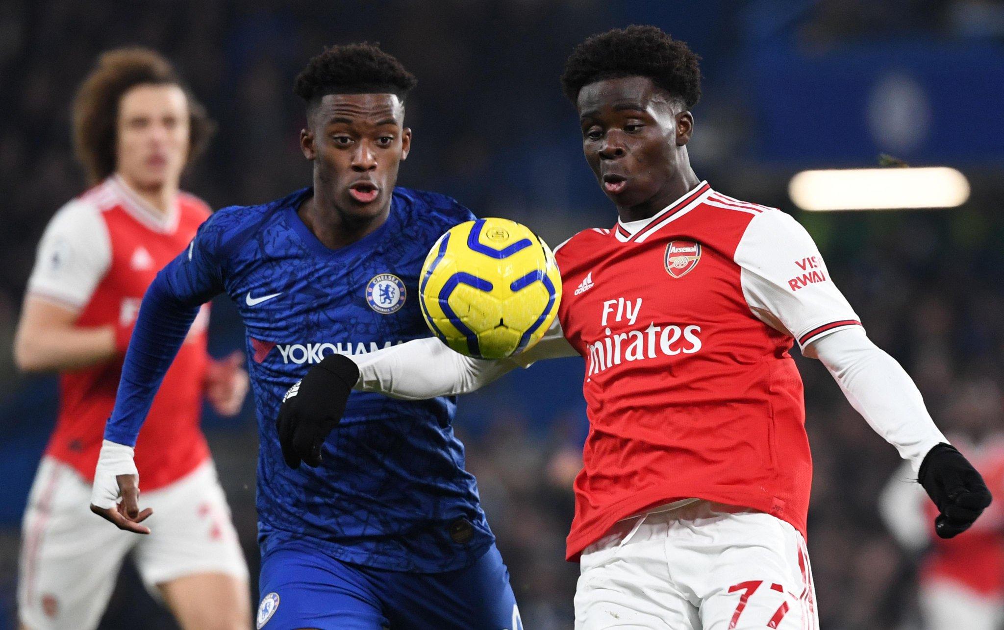#PremierLeague - Les Gunners ont refusé de perdre le derby Londonien à Stamford Bridge (2-2)