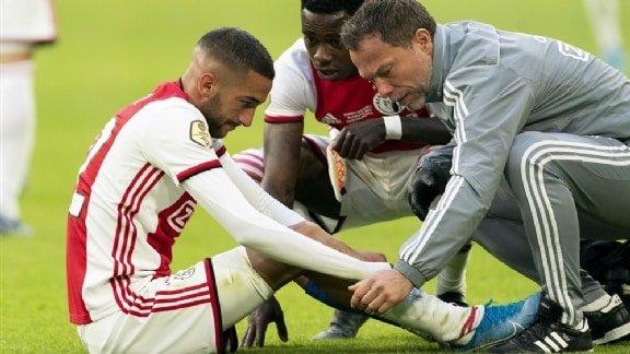 Ajax : coup dur pour Hakim Ziyech