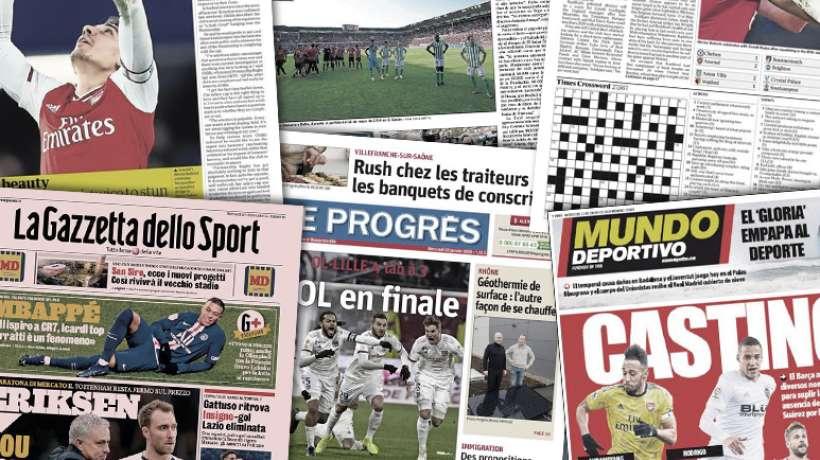 Olivier Giroud sur la short-list du FC Barcelone, énorme scandale de matches truqués en Liga espagnole