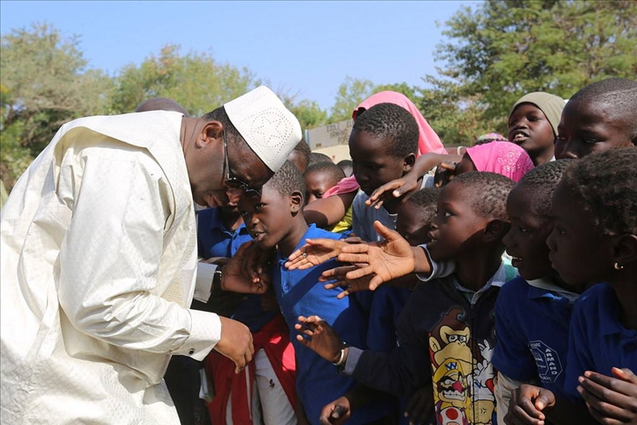 Journée internationale de l'éducation: Macky Sall renouvelle son engagement envers l'école sénégalaise