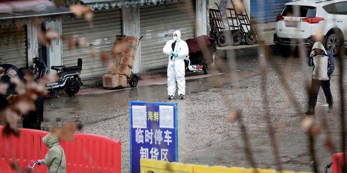 #Coronavirus: 56 millions de personnes sont en isolement en Chine