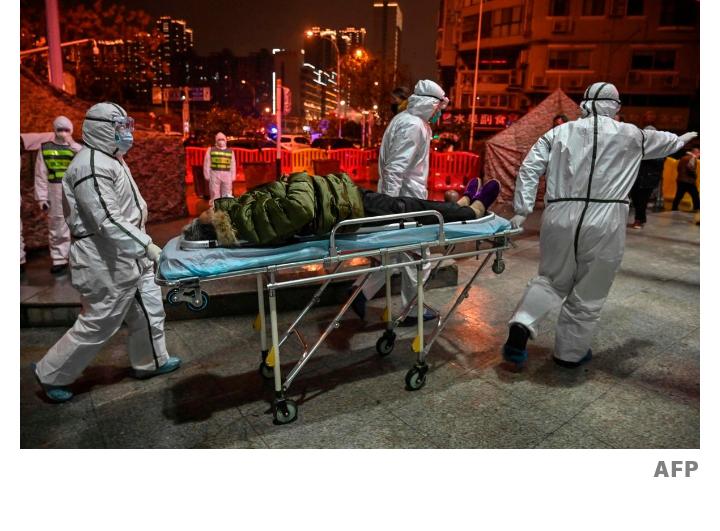 Coronavirus: la gravité de l'épidémie dépend de plusieurs facteurs inconnus