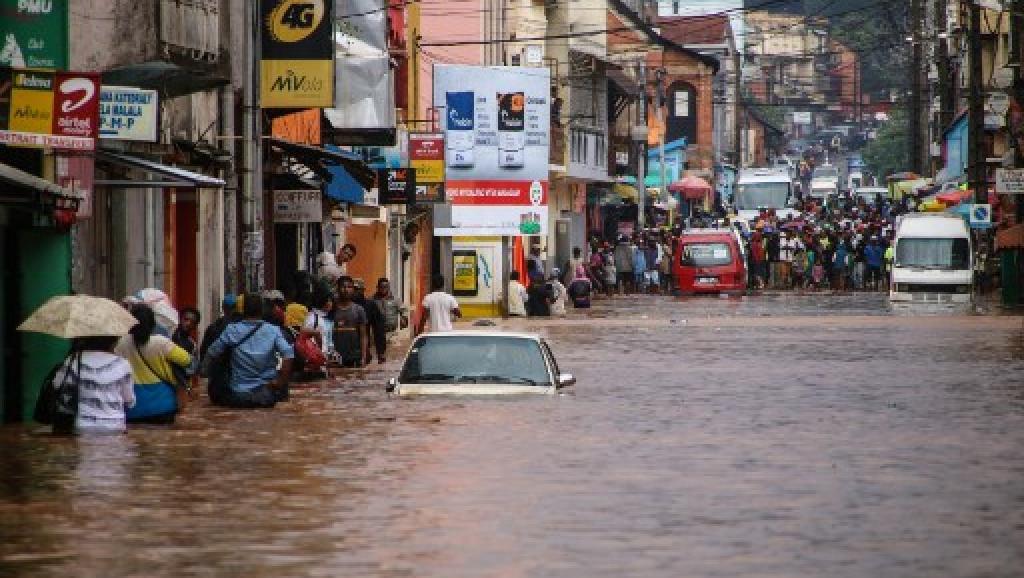 Madagascar: un lourd bilan après les fortes pluies dans le nord du pays