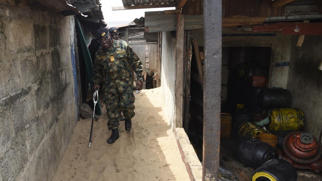 Nigeria: à Lagos, des expulsions à Tarkwa Bay sur fond de pression immobilière