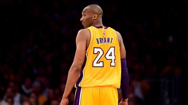 #NBA : la carrière de Kobe Bryant en chiffres