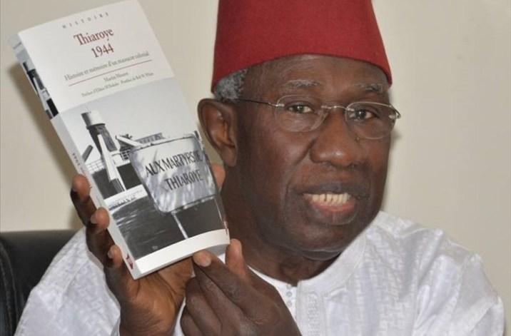 Histoire générale du Sénégal: Pr Iba Der Thiam annonce la sortie prochaine des 20 volumes restants