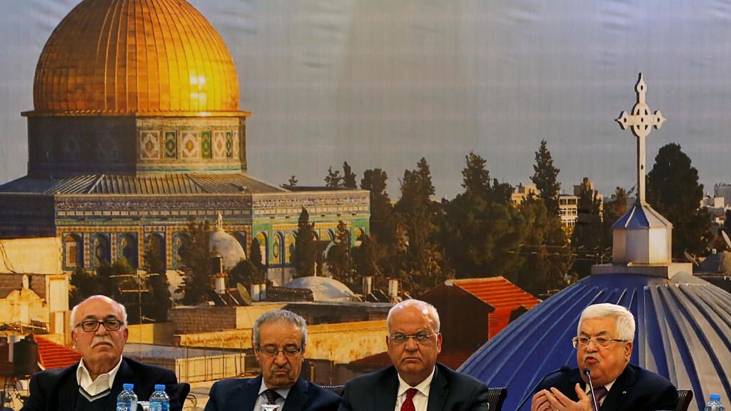 Les Palestiniens disent non au plan de paix de Trump pour le Proche-Orient