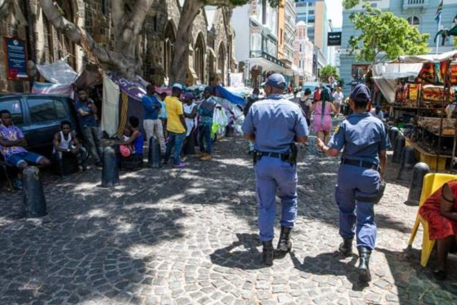 Des Sud-Africains souhaitent l'expulsion des réfugiés