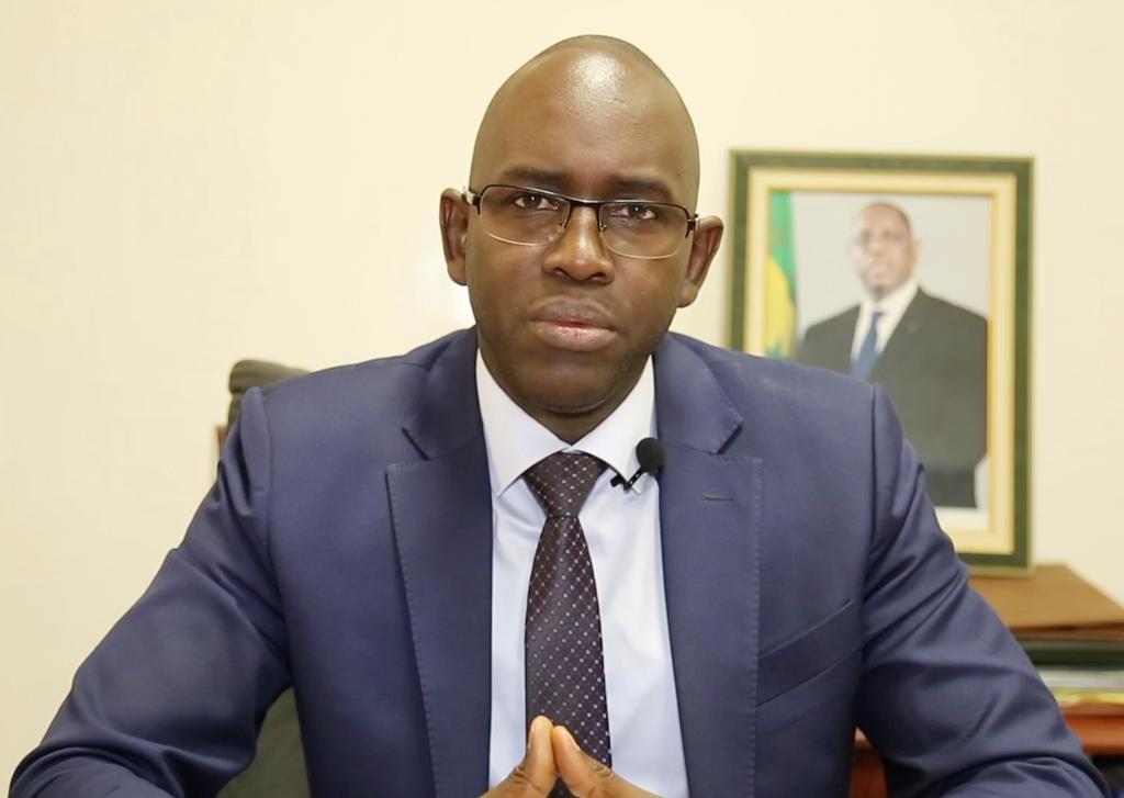 Ousmane Mbaye, Directeur Commerce Intérieur