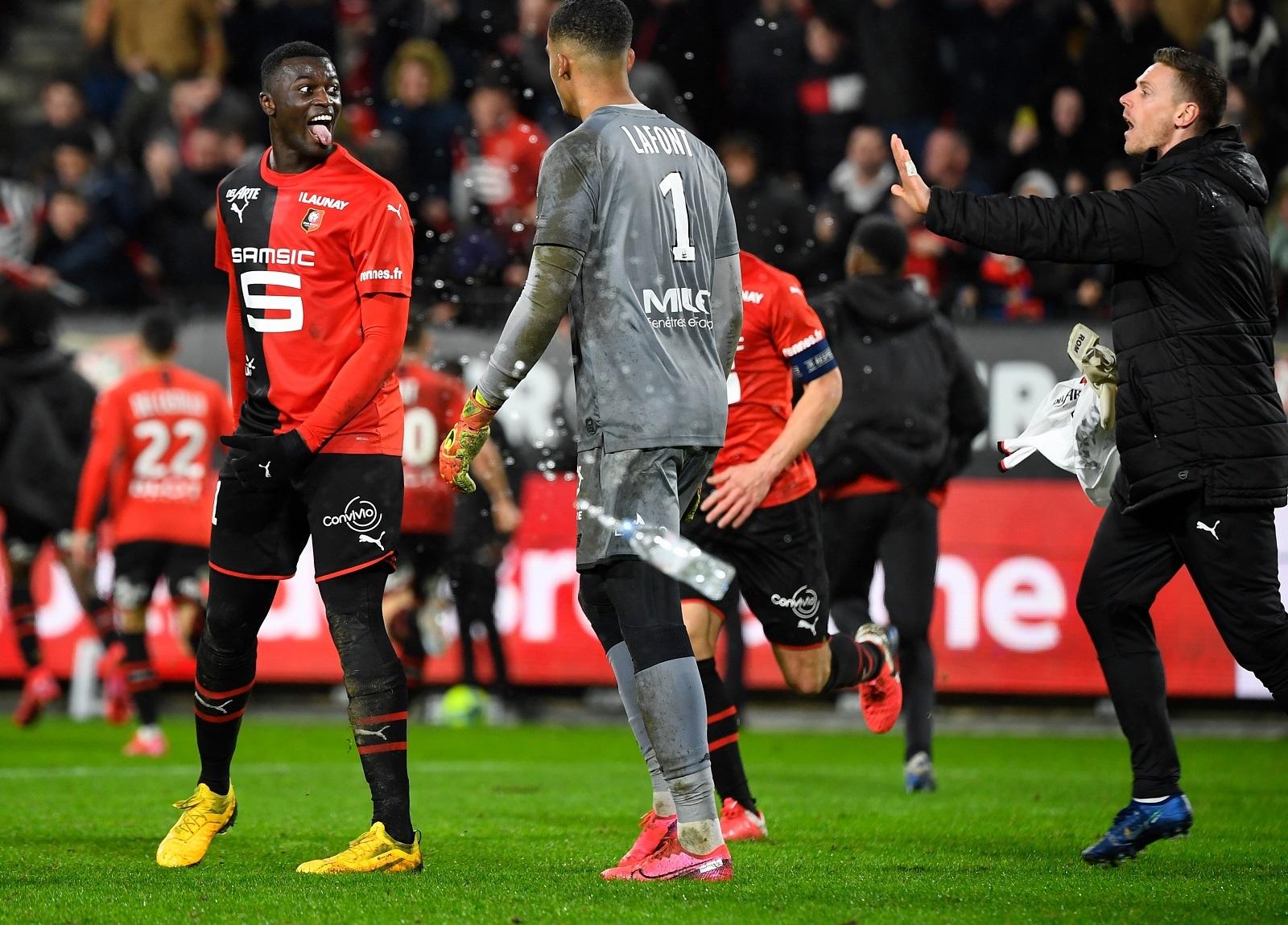 Rennes: Après un Derby bouillant, Mbaye Niang solde ses comptes avec Lafont !