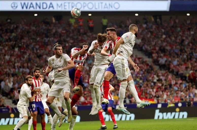 Voici les compos probables de Real Madrid - Atlético Madrid