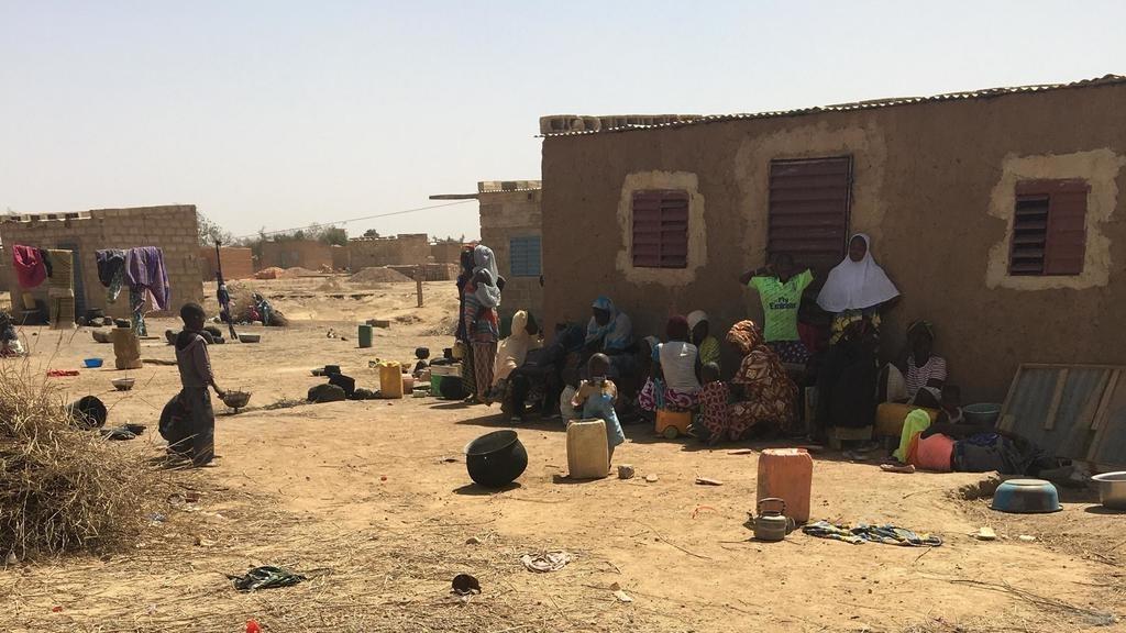 Burkina: à Pazani, la cordiale cohabitation des peuls et des déplacés mossis