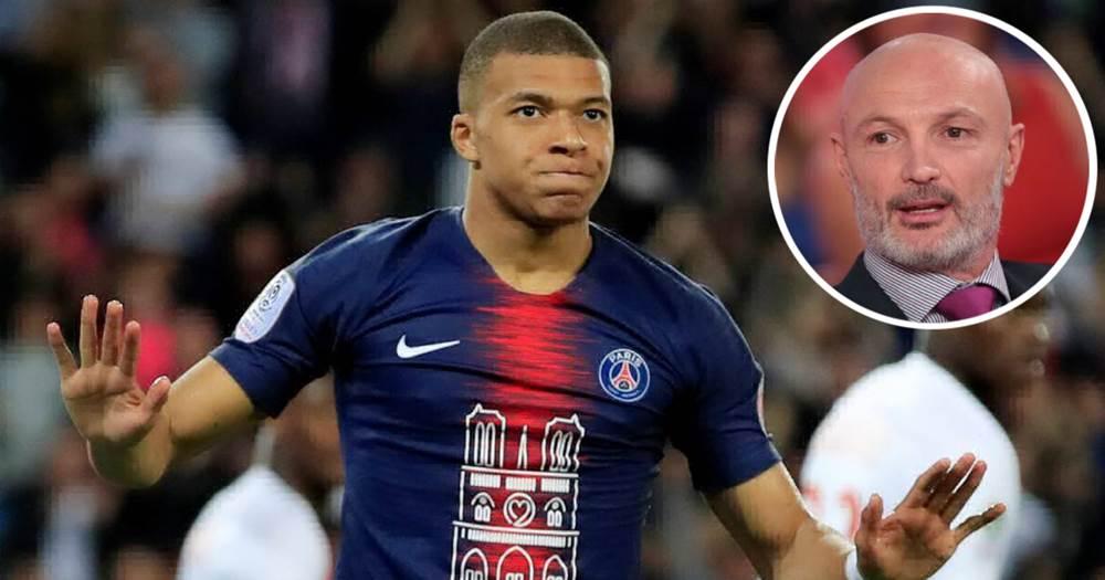 PSG : Frank Leboeuf se paye aussi Kylian Mbappé