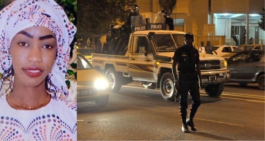 Le mobile du meurtre de Ndioba Seck trouvé: les 64 coups de couteau pour interrompre sa grossesse