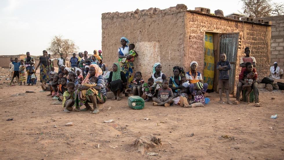 Burkina Faso: à Kaya, les difficiles conditions de vie des déplacés internes