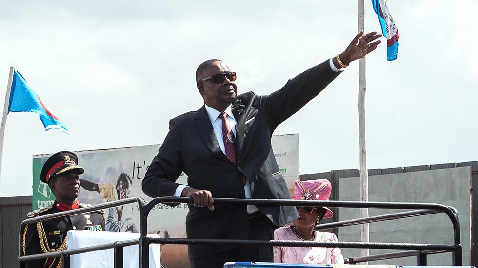 Annulation de la présidentielle au Malawi: Peter Mutharika contre-attaque