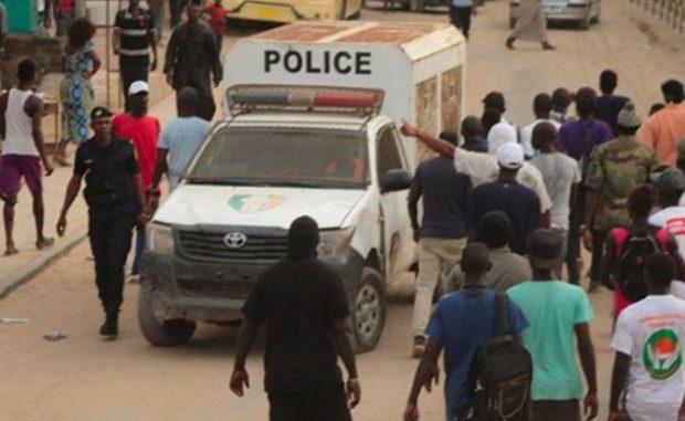Braquages entre Touba et Mbacké: la police annonce l'interpellation d'un membre de la bande