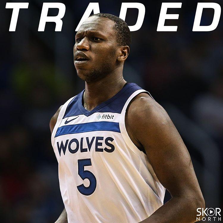 NBA – Trade – Gorgui Sy Dieng envoyé à Memphis