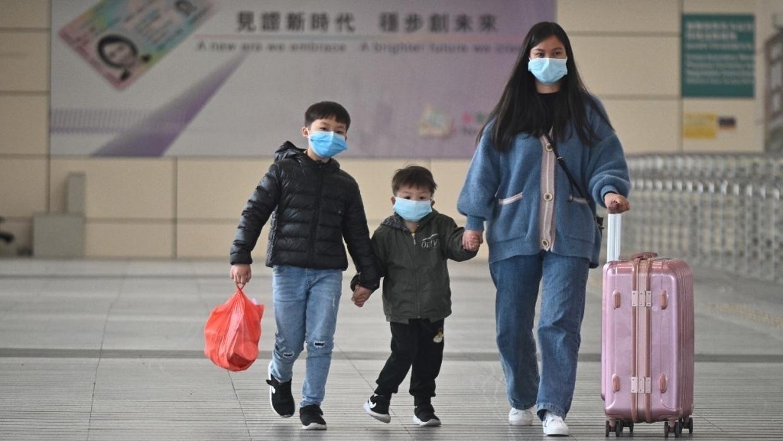 Coronavirus: à Hong Kong, de nouvelles mesures de quarantaine