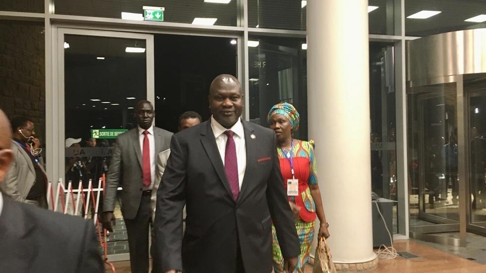 Sommet de l'UA: le Soudan du Sud, l'autre défi de Cyril Ramaphosa