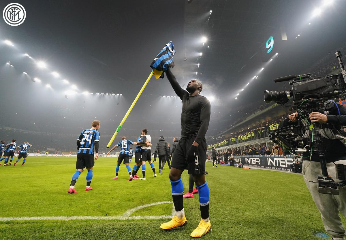#SerieA - L'Inter renverse le Milan dans un chaud derby (4-2)