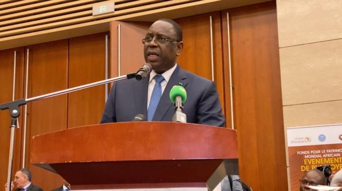 Fonds pour la paix de l'UA : le président Sall contribue à hauteur de 300.000 millions FCFA