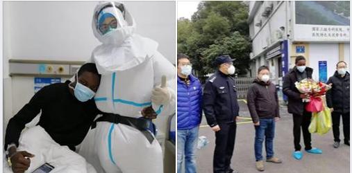 Chine : l'étudiant camerounais atteint du Coronavirus trouve la guérison