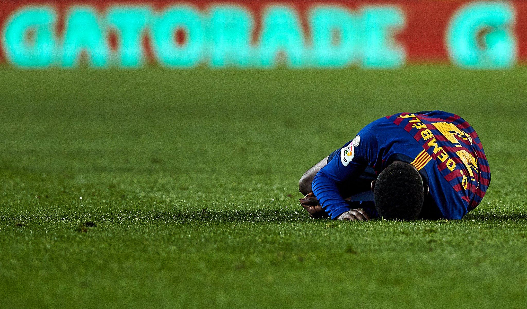 #BREAKING - Ousmane Dembélé ne jouera pas l'Euro