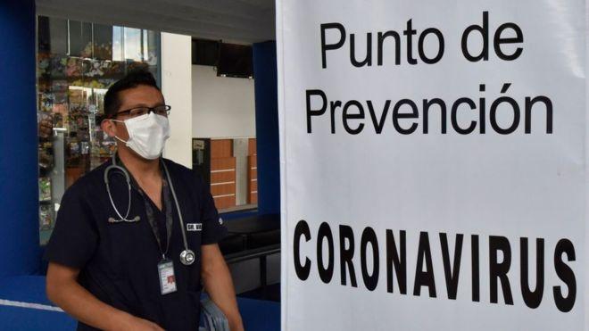 Détenue pour avoir plaisanté avec le coronavirus