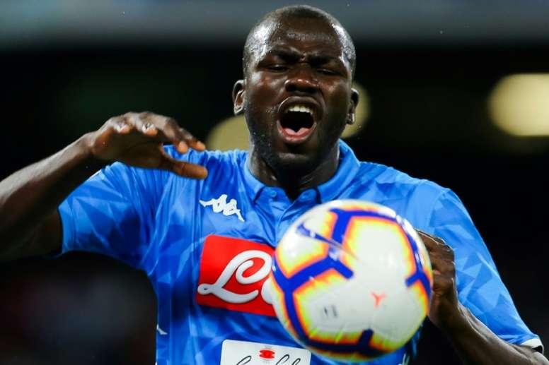 Mercato: une clause de 150 millions d'euros pour Kalidou Koulibaly
