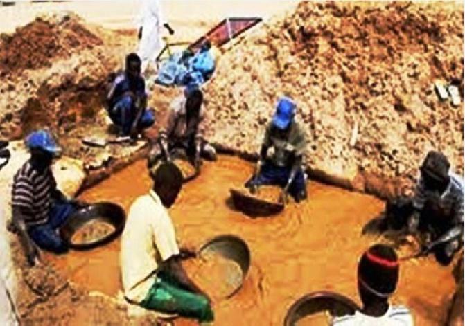 Kédougou : saisie de 1, 444 Kg d'or brut d'une valeur de plus de 33 millions de F Cfa