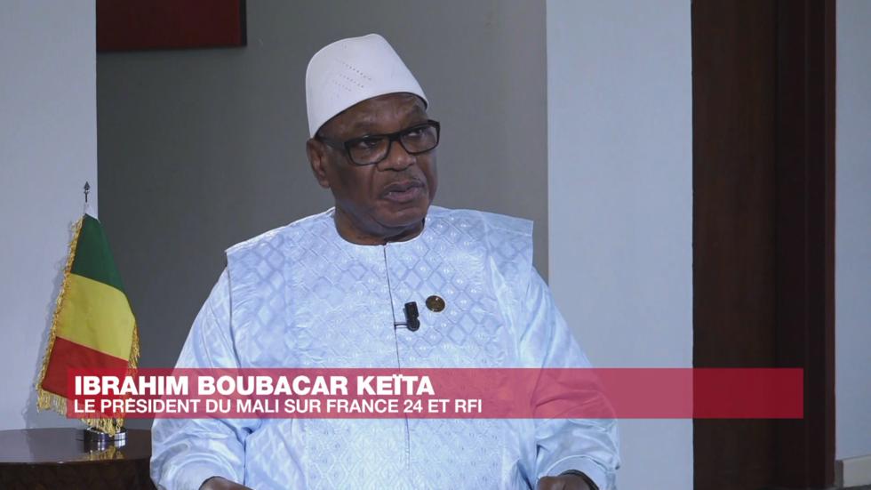 Offre de dialogue d'IBK aux jihadistes au Mali: la classe politique réagit