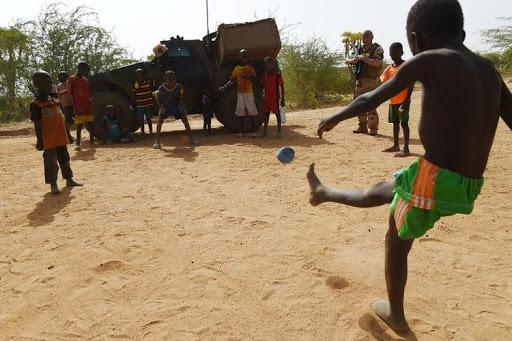 En Afrique,170 millions d'enfants vivent en zone de conflits (Save the children)