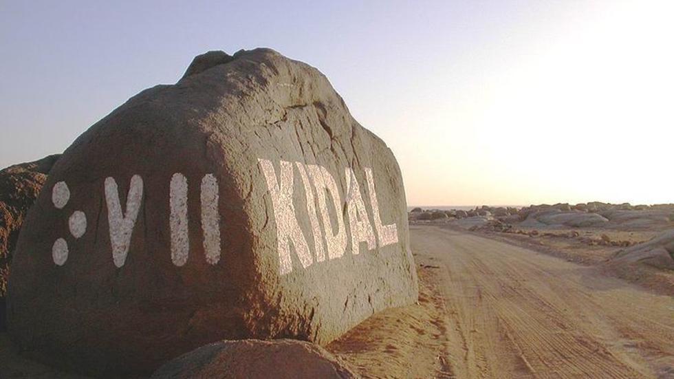 Arrivée à Kidal de l'armée malienne reconstituée