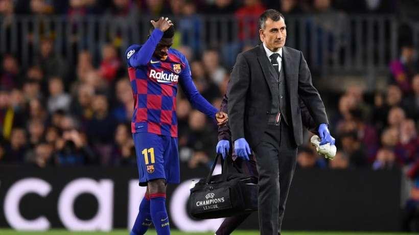 FC Barcelone : le recrutement d'un joker médical menacé par la Liga !