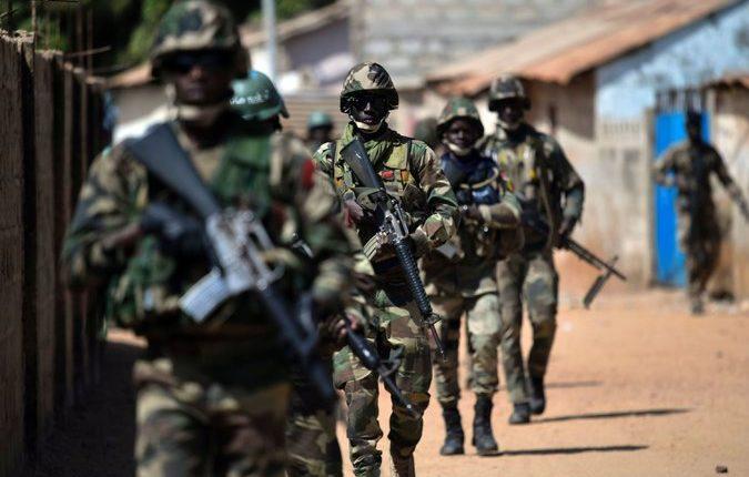 Un des 5 fusils volés dans l'attaque du poste de Douanes de Moussala a été retrouvé