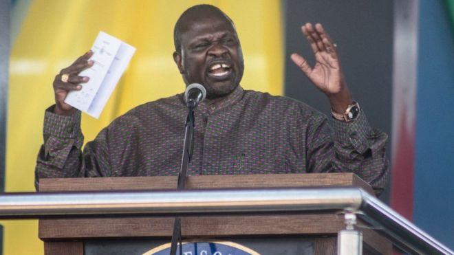 Soudan du Sud : les rebelles rejettent la fédération de 10 Etats