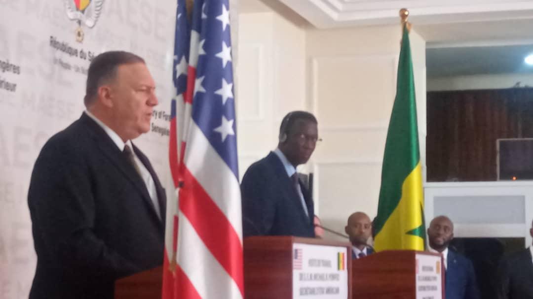 Coopération entre le Sénégal et les USA : un «Second compact» d'un montant de 550 milliards de F CFA mis sur la table du gouvernement