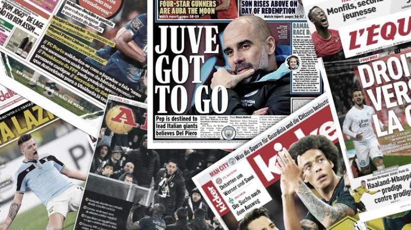 La promesse forte des stars de Manchester City après la sanction de l'UEFA, l'affaire Marega choque le Portugal